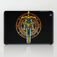 castlevania iPad Cases featuring Bloody Sword by mirodeniro