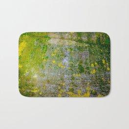Yellow Spots. Bath Mat