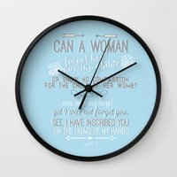scripture Wall Clocks featuring i will not forget you.. isaiah 49 scripture verse...  by studiomarshallarts