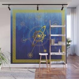 aNu Aureum Universo Wall Mural