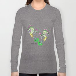 The Key - Calliope Serie Long Sleeve T-shirt