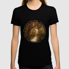 Morning Walk Journey T-shirt