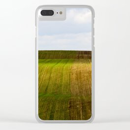 sprout wheat Clear iPhone Case