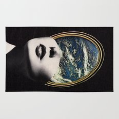 World in your mind Rug