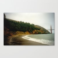 kirby Canvas Prints featuring Kirby Cove by JBuck