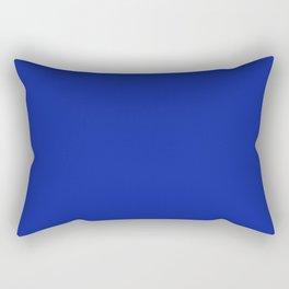 Samsung Blue - solid color Rectangular Pillow