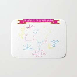 The answer to the ult Bath Mat