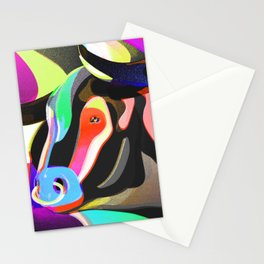 Taurus #3 Stationery Cards