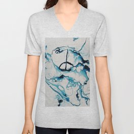 Peace | Paix Unisex V-Neck