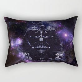DARTH VADER ILLUSION SAPCE Rectangular Pillow