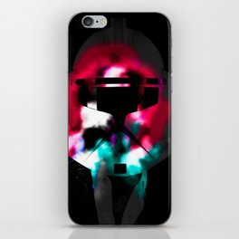 Galaxy Wars iPhone Skin