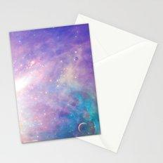 World Above Stationery Cards