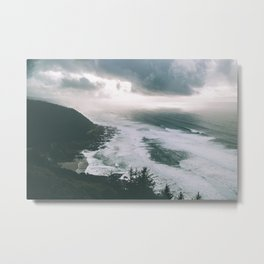 Oregon Coast XIII Metal Print