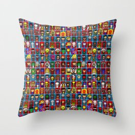M A R V E L Comics Collection Throw Pillow