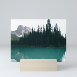 Emerald Lake Mini Art Print