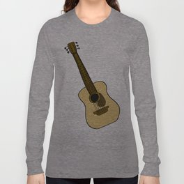 G is for Guitar Long Sleeve T-shirt