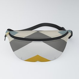 Mid West Geometric 04 Fanny Pack