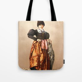 European peasant Tote Bag