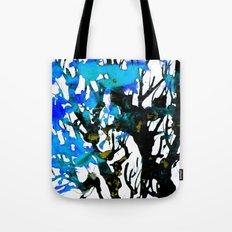 Blue ash Tote Bag