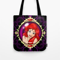 ariel Tote Bags featuring ariel by Dan Solo Galleries