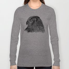 Owl Nr.2 Long Sleeve T-shirt