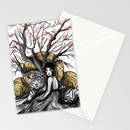 Godess of Creation Stationery Cards
