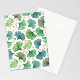 Ginkgo Stationery Cards