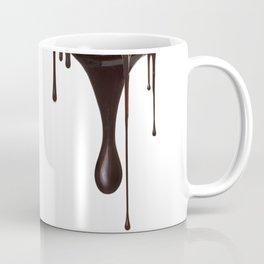 Wet Chocolate Donut  Coffee Mug