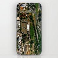 puerto rico iPhone & iPod Skins featuring Bayamon Puerto Rico by BravuraMedia