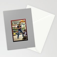 Tallahasee Baseball Card Stationery Cards