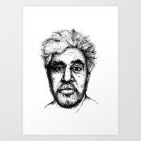 amodovar Art Print
