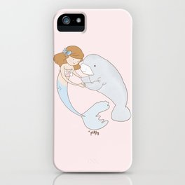 Sofia and Madeline iPhone Case