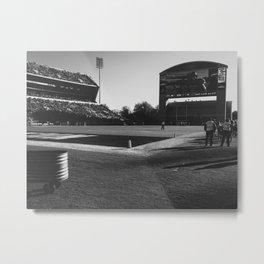 Davis Wade Stadium, Starkville, Mississippi  Metal Print