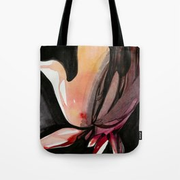 Organic Embrace 2 by Kathy Morton Stanion Tote Bag