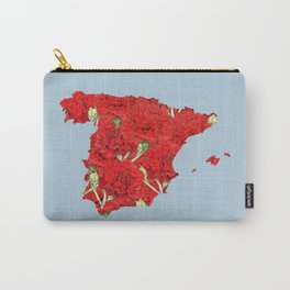 Spain Carry-All Pouch