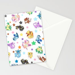 Cuties In The Stars Stationery Cards