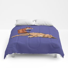 Not So (Colour) Comforters
