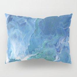 Blue Thunder by Julia Duerler Pillow Sham