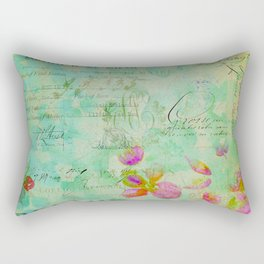 The Lady Jane Collection Rectangular Pillow