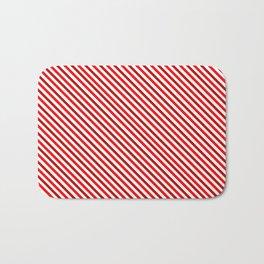 Happy striped pattern Bath Mat