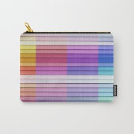 color bar Carry-All Pouch