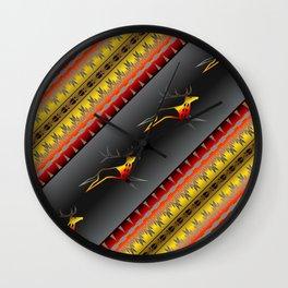 Elk Spirit (BRYB) Wall Clock