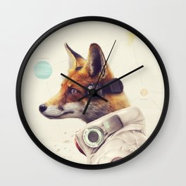 Star Team - Fox Wall Clock