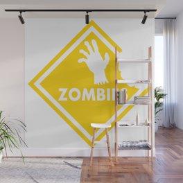 Halloween Zombie Wall Mural