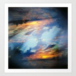 I Sun Art Print