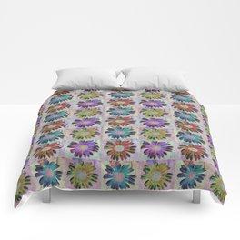 Pop Art Daisys Comforters