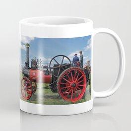 Chieftain traction engine Coffee Mug