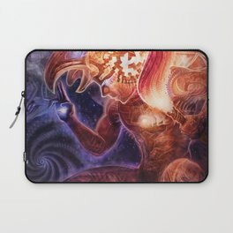 Neolithic Man (Astral Waves CD cover) Laptop Sleeve