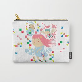 Polypop FlyGirl Carry-All Pouch