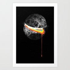 Venus Spills Her Guts Art Print